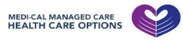 Medi-Cal Managed Care logo